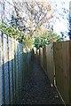 SU6564 : Footpath to The Avenue by Hugh Craddock
