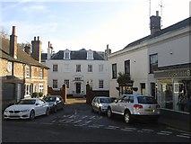 TQ3024 : The Old Vicarage, High Street, Cuckfield by Simon Carey