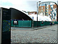 NS5965 : Pop-up venue at Candleriggs by Thomas Nugent