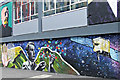NS5965 : Strathclyde University Wonderwall by Thomas Nugent