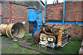 SJ8248 : Apedale Heritage Centre - machinery by Chris Allen
