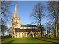 SK4858 : Church of St Mary Magdalene, Sutton-in-Ashfield by Alan Murray-Rust