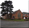SU5289 : Corner of Broadway and Mereland Road, Didcot by Jaggery
