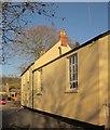SX6942 : House at South Milton by Derek Harper