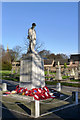 SK4858 : Sutton-in-Ashfield War Memorial by Alan Murray-Rust