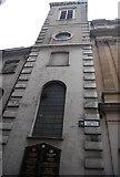TQ3280 : Church of St Clement, Eastcheap by N Chadwick