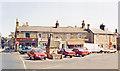 NY9864 : Corbridge, Market Place 1988 by Ben Brooksbank