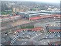 SE5951 : York railway station, Yorkshire by Nigel Thompson