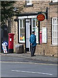 SJ9690 : Compstall Post Office by Dave Dunford
