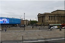 SJ3490 : St. Georges Hall by DS Pugh