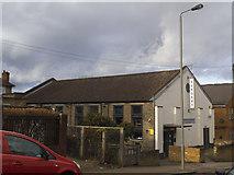 TQ2875 : GP surgery, Pountney Road, Battersea by Stephen Craven