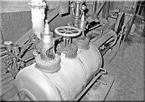 NJ9505 : Victoria Saw Mills steam engine by Chris Allen