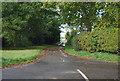 TG0507 : Lane, Wood Farm by N Chadwick