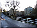 NU1433 : Spindlestone Mill by Andrew Curtis