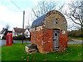 TL3142 : Village lock-up, Litlington by Bikeboy