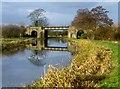 SD4512 : Bridge 2A, Rufford Branch, Leeds Liverpool Canal by Rude Health