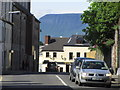 G6836 : Sligo - View N along Union St (Benbulbin in background) by Colin Park