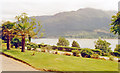 NN0559 : Across Loch Leven from North Ballachulish, 1988 by Ben Brooksbank