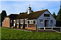 TQ4864 : Chelsfield Village Hall by David Martin