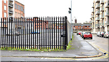 J3373 : Wellwood Street development site, Belfast (December 2014) by Albert Bridge