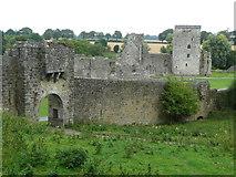 S4943 : Gateway into Kells Priory by Humphrey Bolton