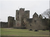 SO5074 : Ludlow Castle by Matthew Chadwick