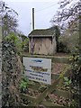SX9697 : Water infrastructure at Poltimore by David Smith