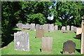 TQ5243 : Graves, Church of St John by N Chadwick