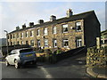 SE0718 : Houses - Dog Lane by Betty Longbottom