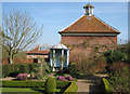TF4666 : Pigeon House at Gunby Hall by Trevor Rickard
