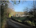 SX2966 : Approaching Butterdon Mill by Derek Harper