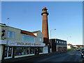 TG5303 : Gorleston lighthouse by Adrian S Pye