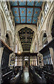 SK7953 : Chancel, St Mary Magdalene church, Newark by Julian P Guffogg