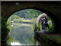 SJ9276 : Clarke Lane Bridge south-west of Bollington, Cheshire by Roger  Kidd