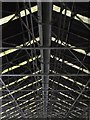 NZ2564 : (The former) Worswick Street bus station - roof by Mike Quinn