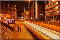 SJ8397 : Lower Mosley Street by Peter McDermott
