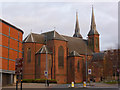 SP0687 : St Chad's Cathedral by Chris Allen