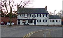 SK5907 : The Talbot Inn in Belgrave by Mat Fascione