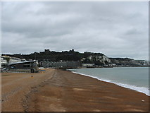 TR3140 : Dover Beach by Chris Whippet