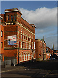 SP0687 : The Argent Centre and Victoria Works beyond by Chris Allen