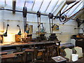 SP0688 : Museum of the Jewellery Quarter - getting buffed by Chris Allen