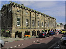 NU1813 : Alnwick - Market St (View ENE) by Colin Park