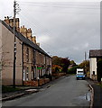 SJ2936 : Quinta Terrace houses in Chirk Bank by Jaggery