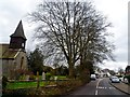 TL2907 : St Andrews church and Little Berkhamsted by Bikeboy