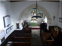 SU1062 : Inside St. Mary, Alton Barnes  (2) by Basher Eyre