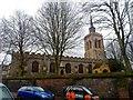 TL2433 : St Mary's church Baldock by Bikeboy