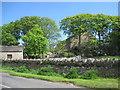 NU1633 : Glororum Farmhouse by Les Hull