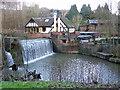SO7867 : Prior's Mill, Astley by Chris Allen