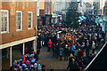 SU4829 : Winchester on Christmas Eve 2014 by Peter Trimming