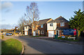 SP2754 : New houses on Farrington Close by David P Howard